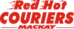 Red Hot Couriers Logo